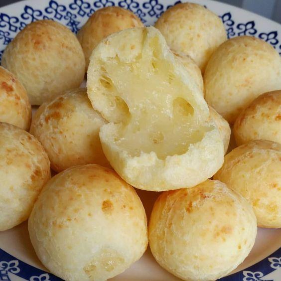 pão de queijo FIT