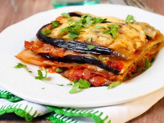 lasanha low carb
